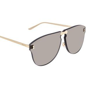 Gucci Pilot Ladies Sunglasses